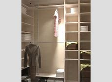 3d model Dressing room 2140h820h2520 h mm in the style