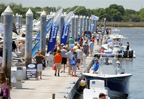 Charleston In Water Boat Show by Gallery Charleston In Water Boat Show