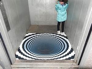 3D podlahy obrazky