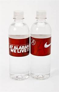 water bottle labels in alabama With custom logo water bottle labels