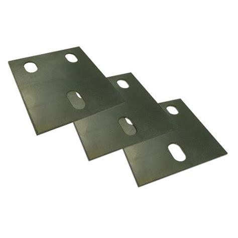 door hinge shims door hinge shim kit single hinge requires 4 per bronco