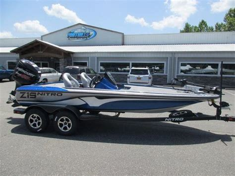Nitro Boats Bass Pro by Nitro Z19 Z Pro High Performance Package Boats For Sale
