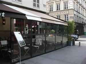 Terrasse couverte de restaurant for Terrasse couverte pour restaurant