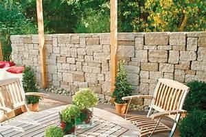Steinmauer Garten Bilder : z une mauern gartengestaltung garten landschaft aussenbereich bauen renovieren ~ Bigdaddyawards.com Haus und Dekorationen
