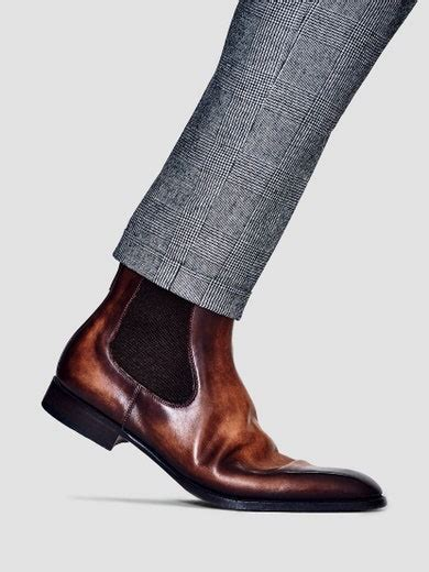 chelsea boot rebooted gq