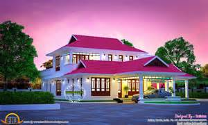 Stunning House Plans For Free by Stunning Kerala Traditional House Kerala Home Design And