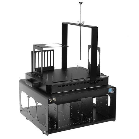 test pc de bureau dimastech bench test table easyhard v2 5 noir boîtier pc