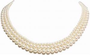Pearl Necklace Clipart Png | www.imgkid.com - The Image ...