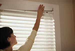 How To Install A Horizontal Blind At The Home Depot