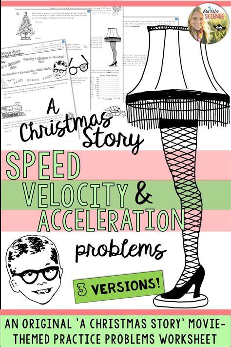 speed velocity acceleration motion a story