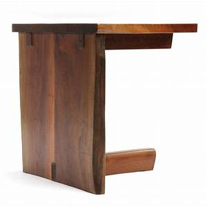Unique, End, Table, By, George, Nakashima, At, 1stdibs
