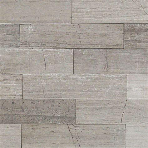 shop 9 pcs sq ft wooden beige 2x8 brushed tile at