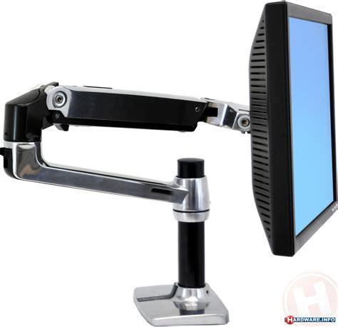 Monitor Arm Desk Mount by Ergotron Lx Desk Mount Lcd Arm Review Flexibiliteit
