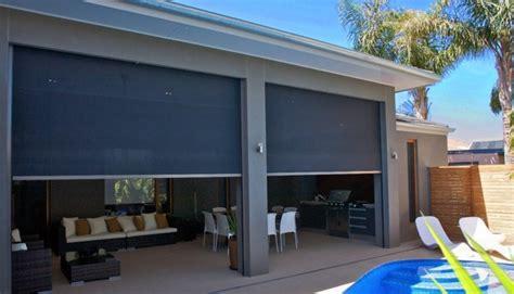 window cxoverings for screened in patio zipscreen