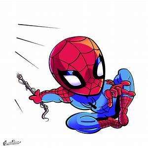 Image Gallery Spider-man Chibi