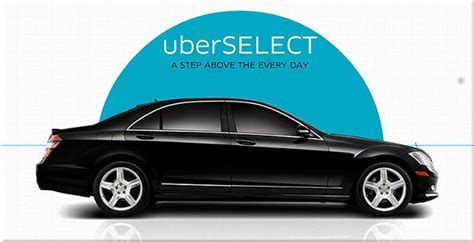 What Are The Different Uber Cars