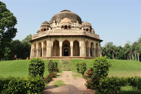Lodhi Garden, New Delhi. Taken By Anita Mishra.jpg