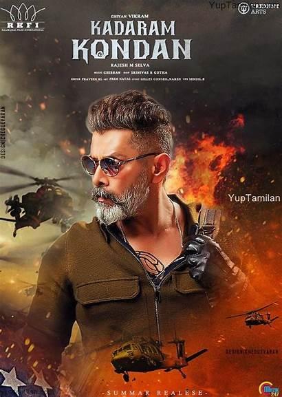 Kadaram Vikram Kondan Mass Stills Wallpapers Tamilan