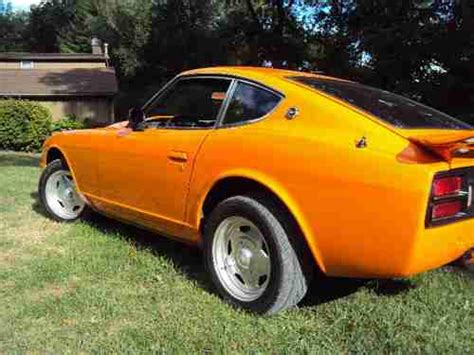 Datsun Scarab by Sell Used Datsun 280z Quot Scarab Quot Rebuilt 350ci Excellent In