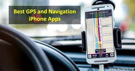 gps apps for iphone best gps and navigation apps for iphone in 2017 techjeny