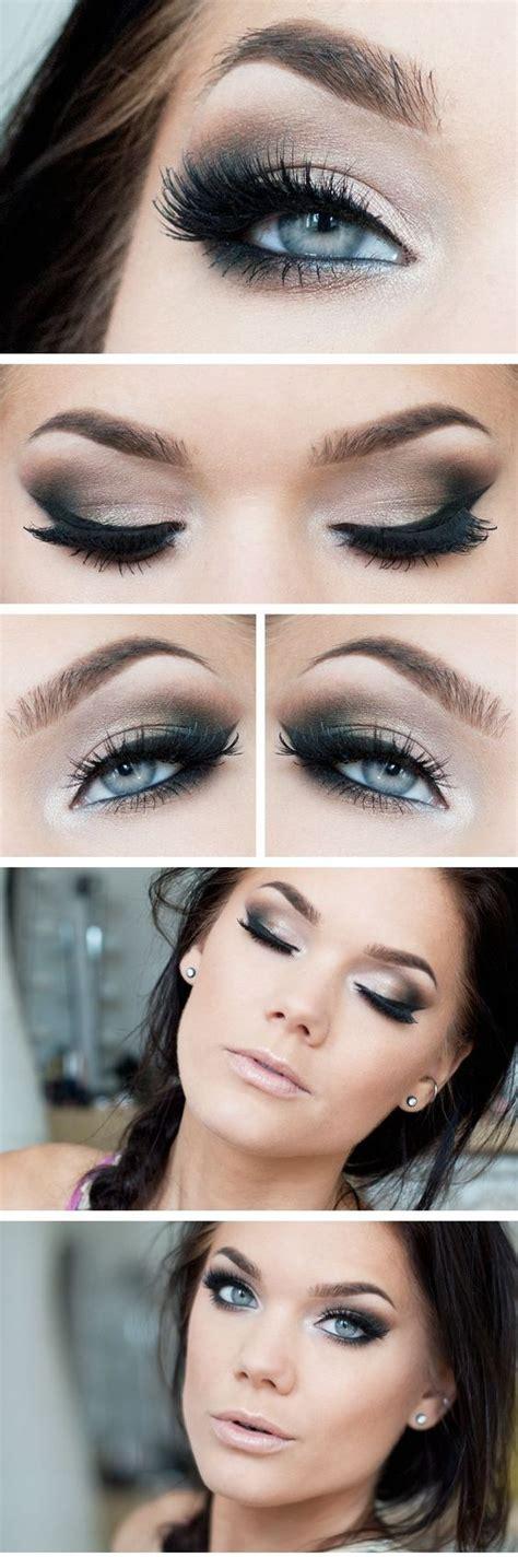 Wunderschöne Makeupinspirationen Für Schöne Blaue Augen