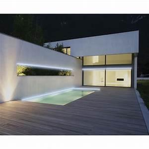 éclairage Escalier Extérieur : kit ruban led blanc waterproof eclairage terrasse et ~ Premium-room.com Idées de Décoration