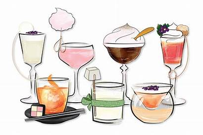 Cocktail Cocktails Bar Menu Fizzy Jamaica