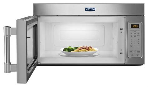 the range microwave with vent reviews maytag mmv1174ds 1 7 cu ft the range microwave oven