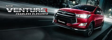 Toyota Venturer Picture by Product New Venturer Pt Toyota Astra Motor Mobil