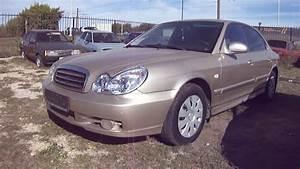 2004 Hyundai Sonata  Start Up  Engine  And In Depth Tour