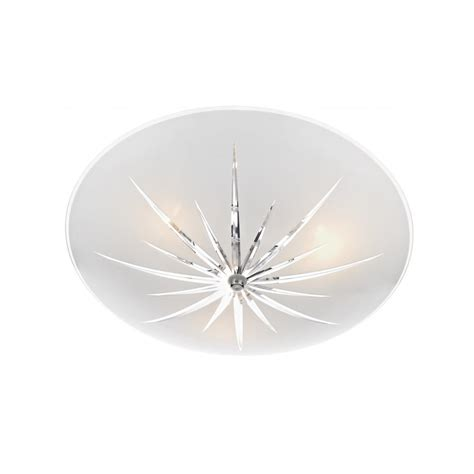 ceiling lights for low ceilings circualr frosted glass low ceiling light with cut glass