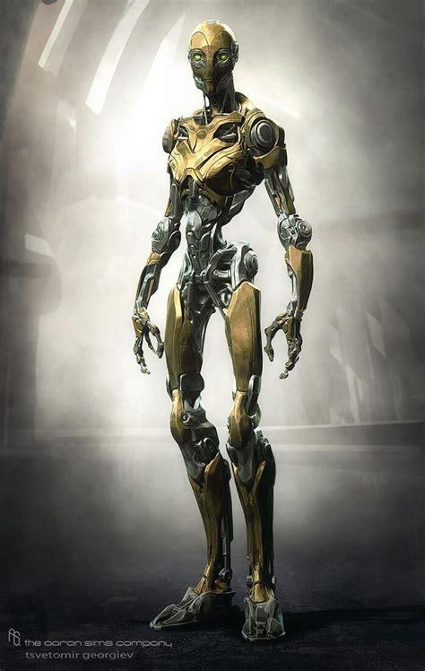 humanoid robot ideas  pinterest android