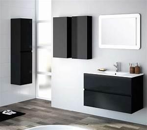 Meuble Tiroir Salle De Bain : meubles lave mains robinetteries meuble sdb meuble de salle de bain 90 cm fussion line 900 ~ Teatrodelosmanantiales.com Idées de Décoration