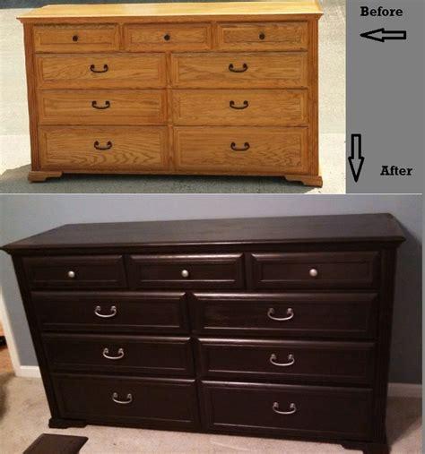 dresser     rustoleum furniture