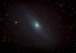 Galaxy Andromeda From Earth - Pics about space