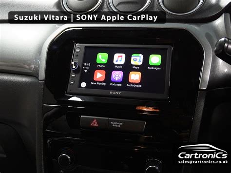 apple carplay radio suzuki vitara radio nav upgrade apple carplay