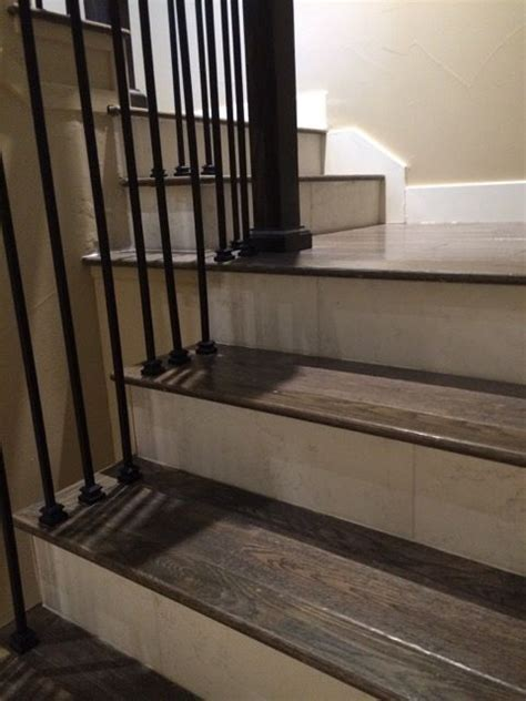 tile flooring on stairs 25 best ideas about tile stairs on pinterest tiled staircase stairways and stair landing