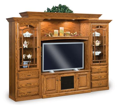 baby furniture on sale amish tv entertainment center solid oak wood media wall
