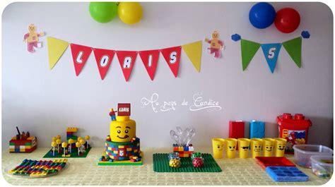 jeux gouter  invitation pour  anniversaire lego au