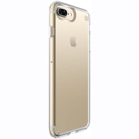 clear iphone cases speck presidio clear for iphone 7 plus clear 79982 5085