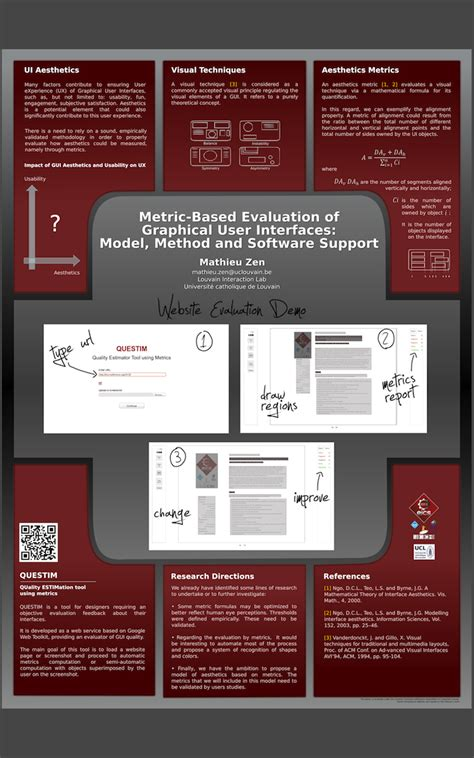 poster template research poster  poster