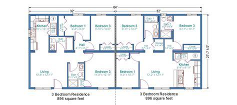 bedroom duplex plans duplex mobile home floor plans bedroom duplex floor