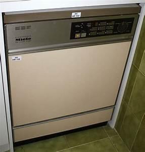 Machine à Laver La Vaisselle : machine a laver la vaisselle miele g560 9eme etage ~ Melissatoandfro.com Idées de Décoration