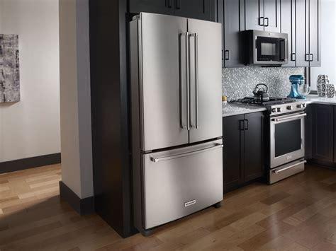 Standard Kitchen Counter Depth Refrigerator  Wow Blog