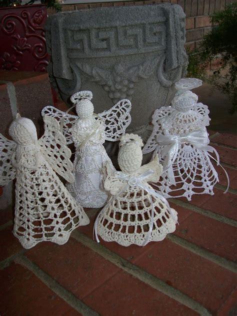 Mejores Imagenes Angelitos Crochet Pinterest