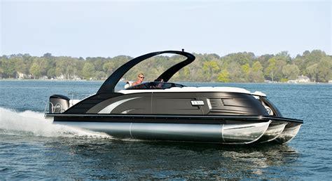 how to handle a pontoon boat boats com