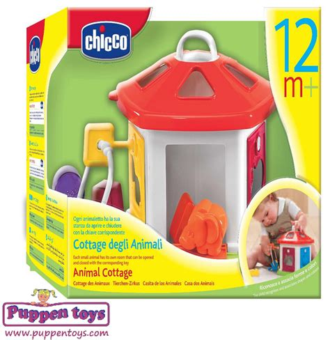 chicco animal cottage animal cottage fit forms chicco juguetes puppen toys