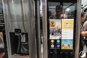 CES 2016 : Découverte vidéo du Family Hub, le frigo de Samsung sous Tizen FrAndroid