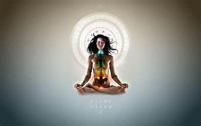 Meditation Wallpapers Desktop Symbols Cool Mindfulness Background