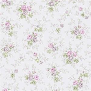 wallpaper rasch textil nature green rose 285023 With balkon teppich mit tapete vintage rose
